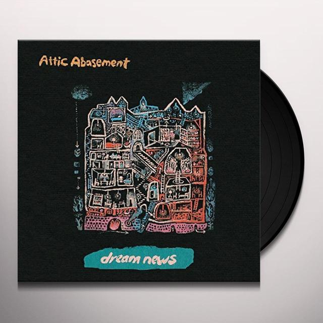 Attic Abasement DREAM NEWS Vinyl Record