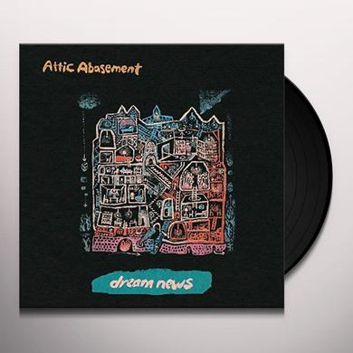 Attic Abasement DREAM NEWS Vinyl Record - Digital Download Included