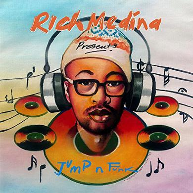 RICH MEDINA PRESENTS JUMP 'N' FUNK / VARIOUS Vinyl Record