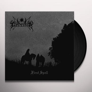 Gehenna FIRST SPELL Vinyl Record