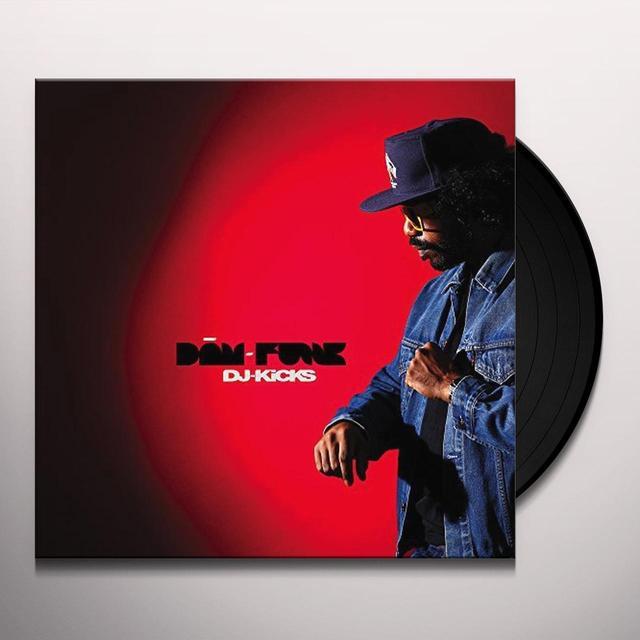 DAM-FUNK DJ-KICKS Vinyl Record - Gatefold Sleeve