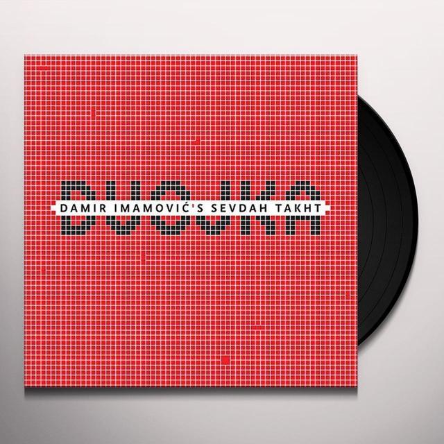 DAMIR IMAMOVIC'S SEVDAH TAKHT DVOJKA Vinyl Record - Gatefold Sleeve