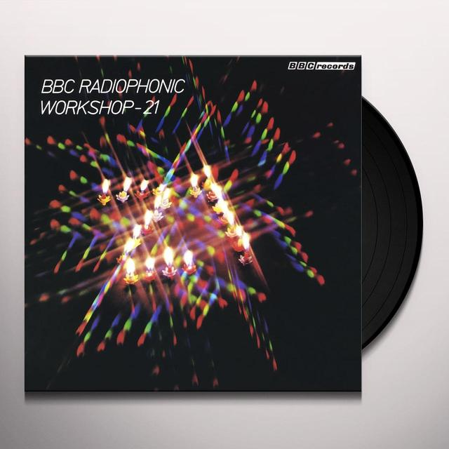 BBC RADIOPHONIC WORKSHOP - 21 / VARIOUS (LTD) BBC RADIOPHONIC WORKSHOP - 21 / VARIOUS Vinyl Record