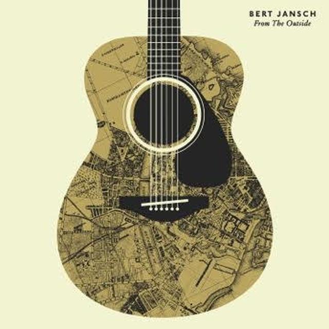 Bert Jansch FROM THE OUTSIDE Vinyl Record