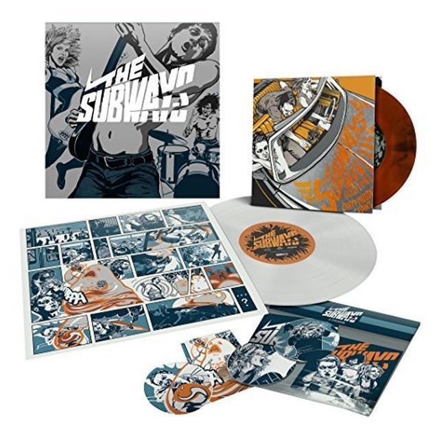 SUBWAYS Vinyl Record