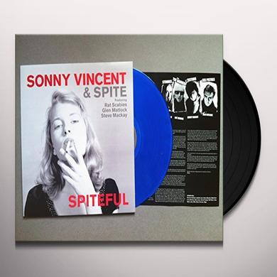 Sonny Vincent & Spite SPITEFUL Vinyl Record