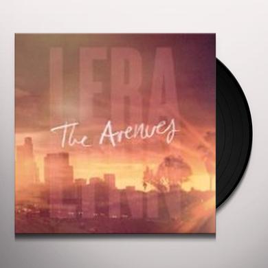 Lera Lynn AVENUES Vinyl Record - Gatefold Sleeve