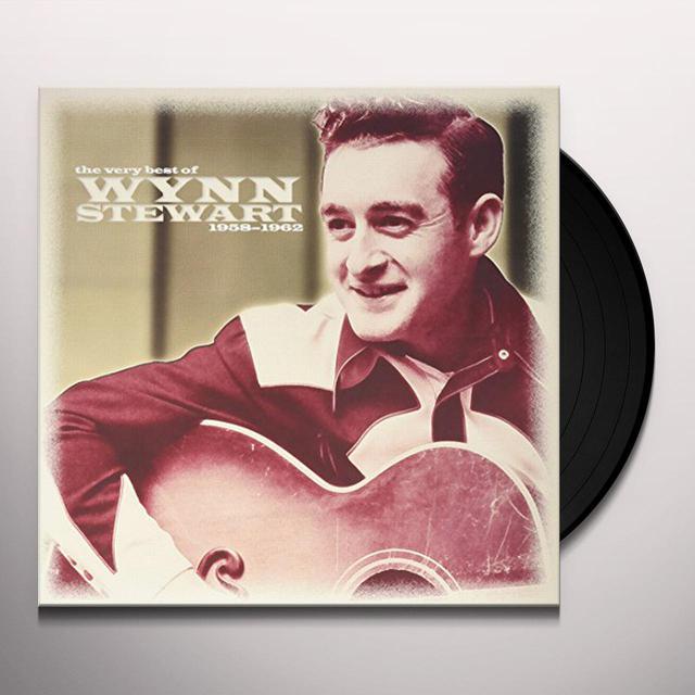 VERY BEST OF WYNN STEWART 1958-1962 Vinyl Record