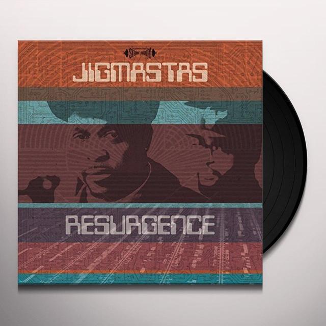 Jigmastas RESURGENCE Vinyl Record