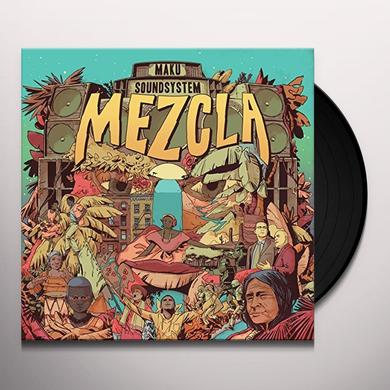 M.A.K.U. SOUNDSYSTEM MEZCLA Vinyl Record