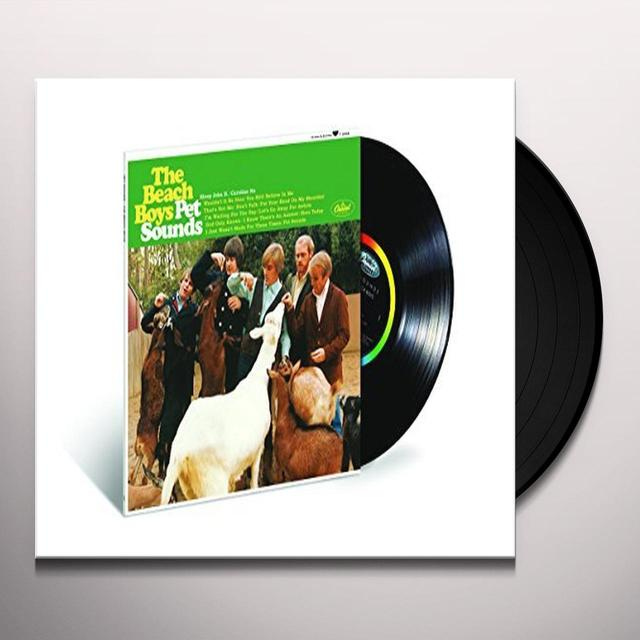 The Beach Boys PET SOUNDS Vinyl Record - Mono, 180 Gram Pressing, Mono
