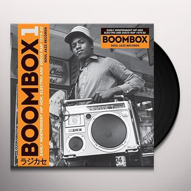Soul Jazz Records Presents BOOMBOX Vinyl Record