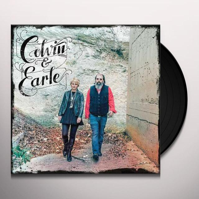 COLVIN & EARLE Vinyl Record