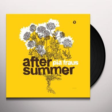 Pia Fraus AFTER SUMMER Vinyl Record