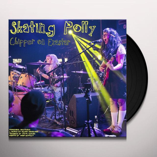 QUI & SKATING POLLY SPLIT Vinyl Record