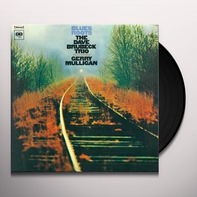 Dave Trio Brubeck BLUES ROOTS Vinyl Record - 180 Gram Pressing