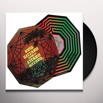 King Gizzard & The Lizard Wizard NONAGON INFINITY Vinyl Record - Gatefold Sleeve, Limited Edition, Picture Disc