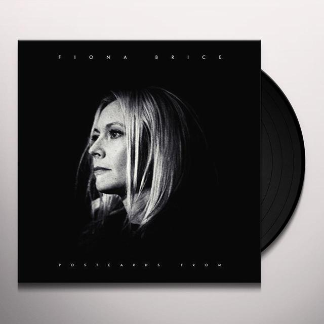 Fiona Brice POSTCARDS FROM Vinyl Record - 180 Gram Pressing, Digital Download Included