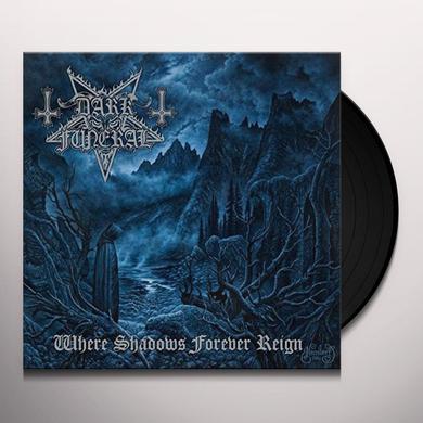 Dark Funeral WHERE SHADOWS FOREVER REIGN Vinyl Record - Gatefold Sleeve