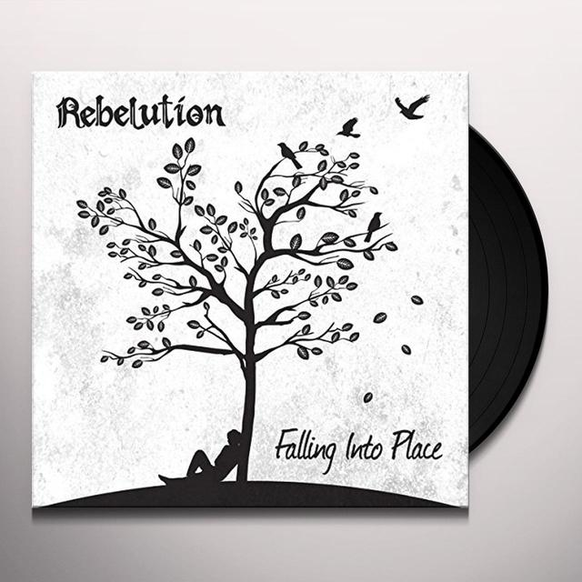 Rebelution FALLING INTO PLACE Vinyl Record