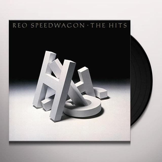 Reo Speedwagon HITS Vinyl Record - Gatefold Sleeve, Limited Edition, 180 Gram Pressing, Anniversary Edition