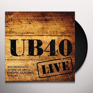 Ub40 LIVE 2009: 1 Vinyl Record