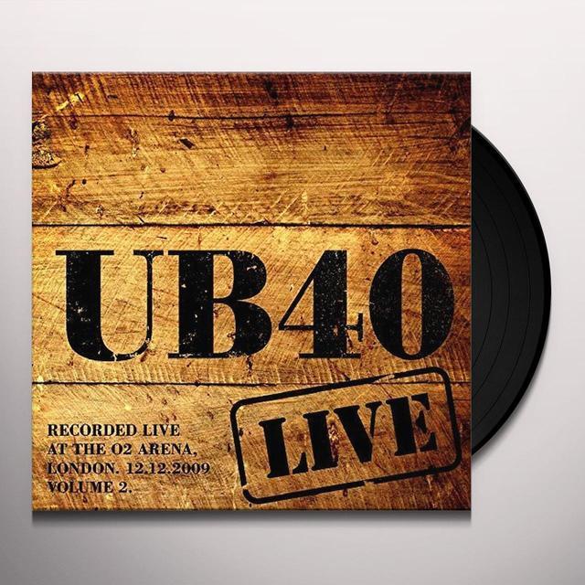 Ub40 LIVE 2009: 2 Vinyl Record