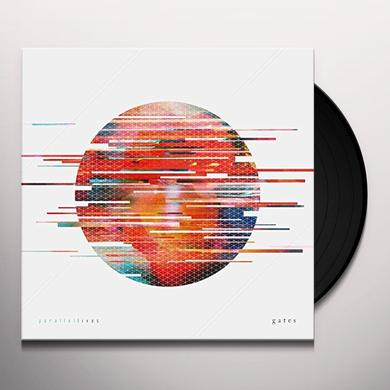 GATES PARALLEL LIVES Vinyl Record