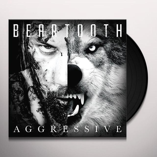 Beartooth AGGRESSIVE Vinyl Record