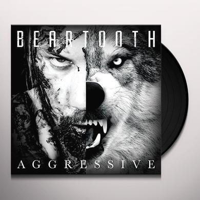 Beartooth AGGRESSIVE Vinyl Record