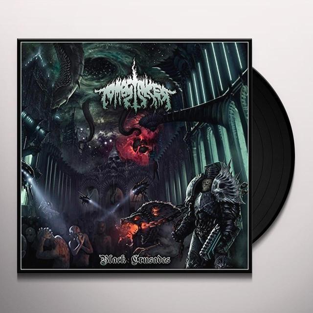 TOMBSTALKER BLACK CRUSADES Vinyl Record