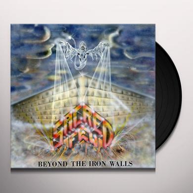 SACRED FEW BEYOND THE IRON WALLS Vinyl Record