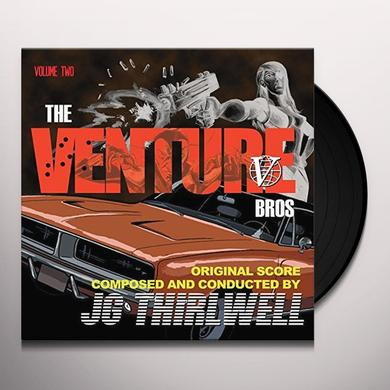 JG Thirlwell MUSIC OF THE VENTURE BROS 2 Vinyl Record