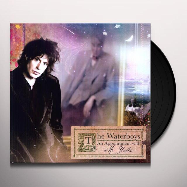 The Waterboys AN APPOINTMENT WITH MR YEATS Vinyl Record