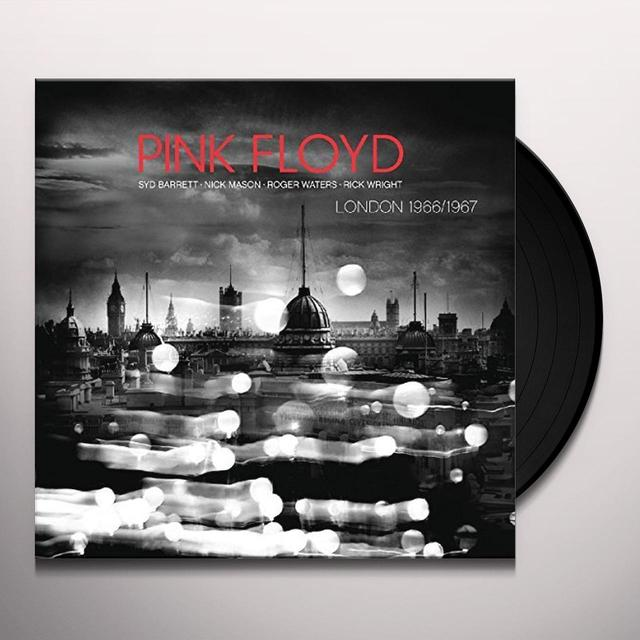 Pink Floyd LONDON 1966 - 1967 Vinyl Record