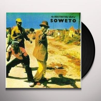 INDESTRUCTABLE BEAT OF SOWETO / VARIOUS Vinyl Record