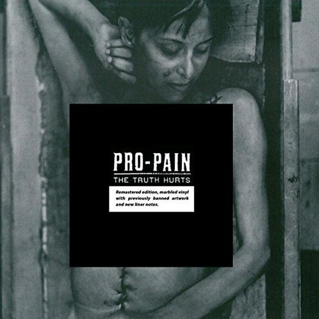 Pro-Pain TRUTH HURTS Vinyl Record