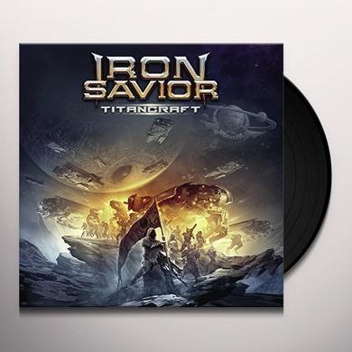 Iron Savior TITANCRAFT Vinyl Record