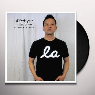 Offwhyte DIALOGUE Vinyl Record