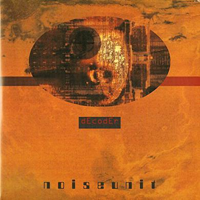 Noise Unit DECODER Vinyl Record