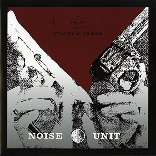 Noise Unit STRATEGY OF VIOLENCE Vinyl Record