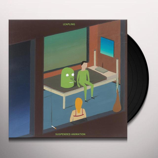 Leapling SUSPENDED ANIMATION Vinyl Record
