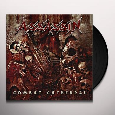 Assassin COMBAT CATHEDRAL Vinyl Record