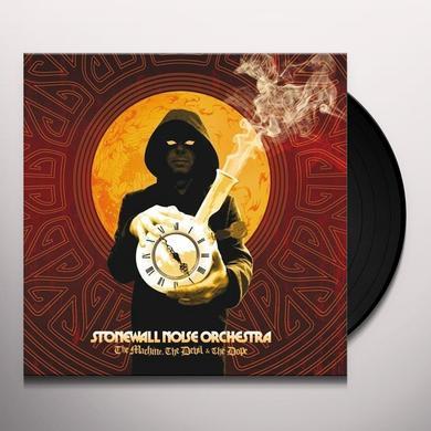 STONEWALL NOISE ORCHESTRA MACHINE DEVIL & THE DOPE Vinyl Record