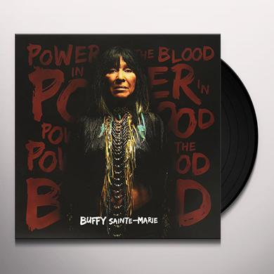 Buffy Sainte-Marie POWER IN THE BLOOD Vinyl Record