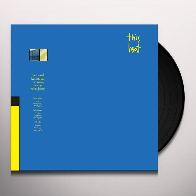 THIS HEAT Vinyl Record - Gatefold Sleeve, Remastered, Reissue