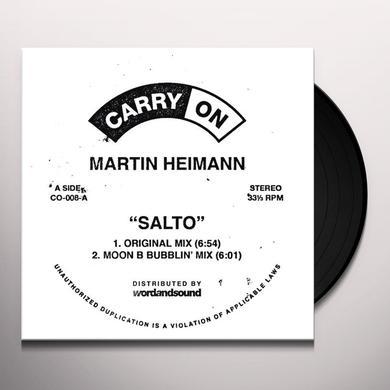Martin Heimann SALTO Vinyl Record