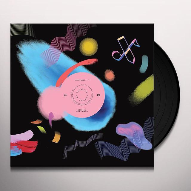 BORUSSIA SOUR STROKE Vinyl Record
