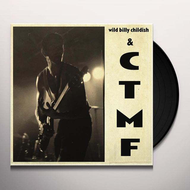 CTMF SQ 1 Vinyl Record - UK Release
