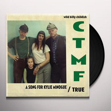 CTMF SONG FOR KYLIE MINOGUE B/W TRUE Vinyl Record - UK Release